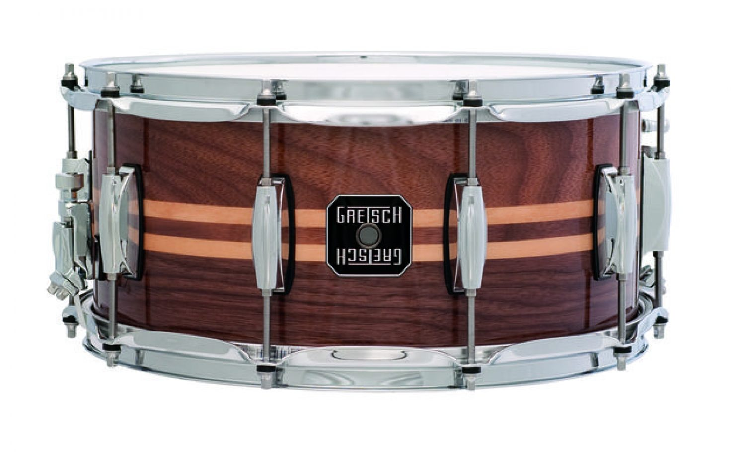 NAMM 2013: New Snare Drums by Gretsch