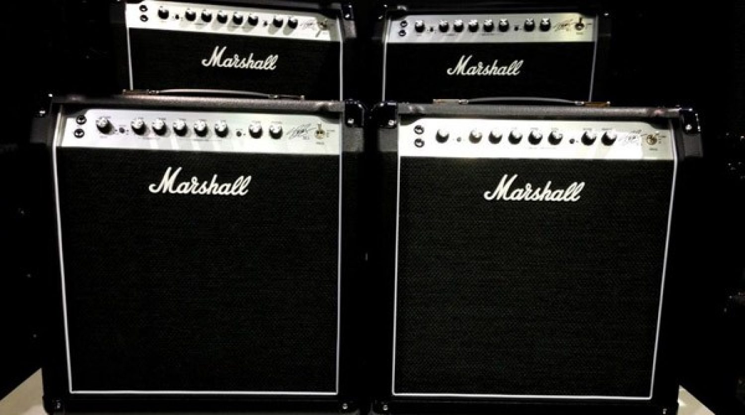 NAMM 2013: Slash Marshal SL-5