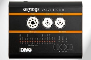 Orange Valve Tester