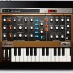 Arturia iMini Minimoog iPad Emulation