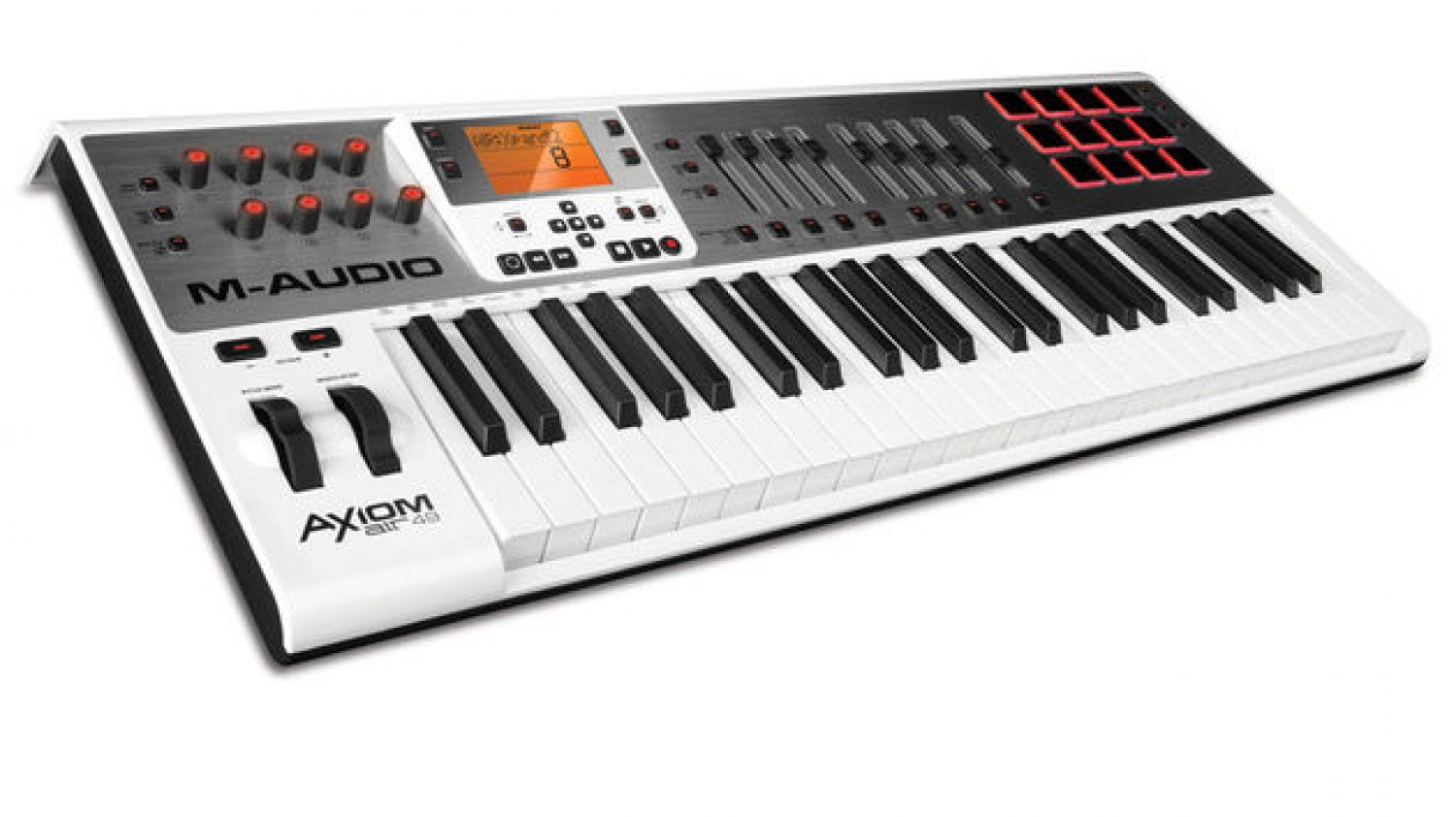 M-Audio Axiom Air 61 – The New Keyboard in the Highly Successful Axiom Series