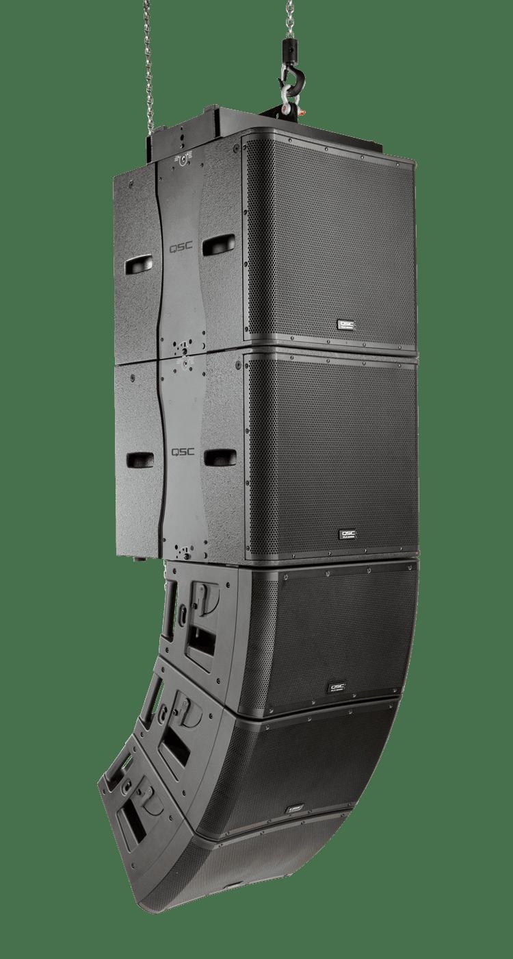 Qsc Kla Powered Speakers Looper Music Gear