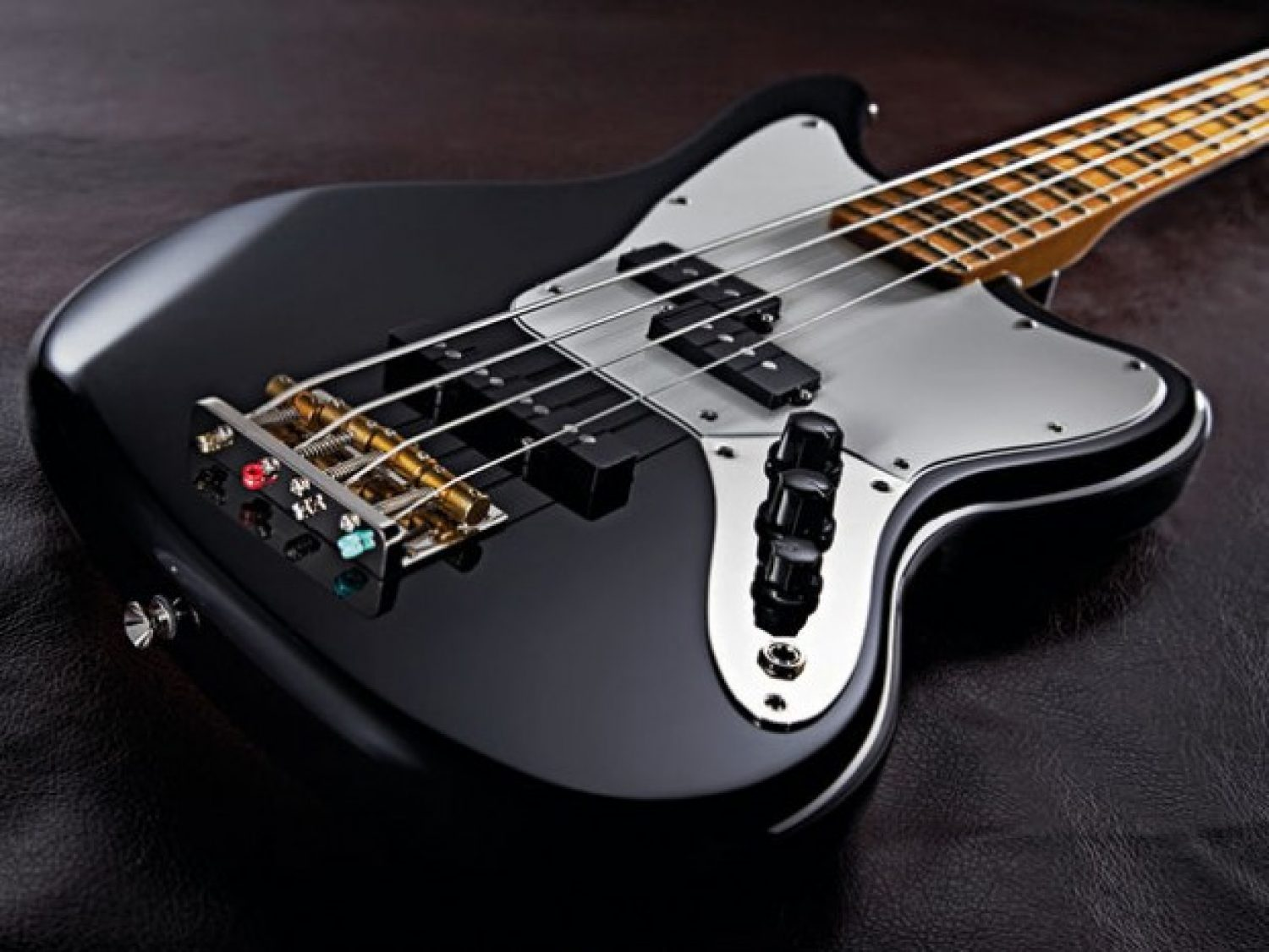 Fender Releases Modern Player Jaguar bass