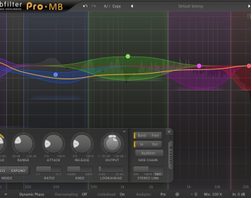 FabFilter celebrates 10th anniversary with 10 day discount