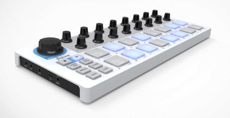 Arturia releases Beatstep pad controller