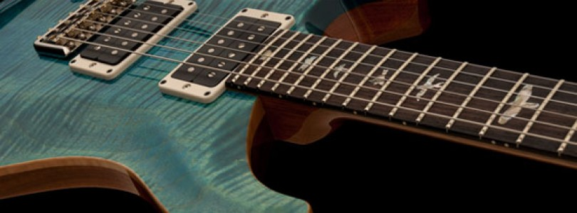PRS Guitars releases lefty Custom 24