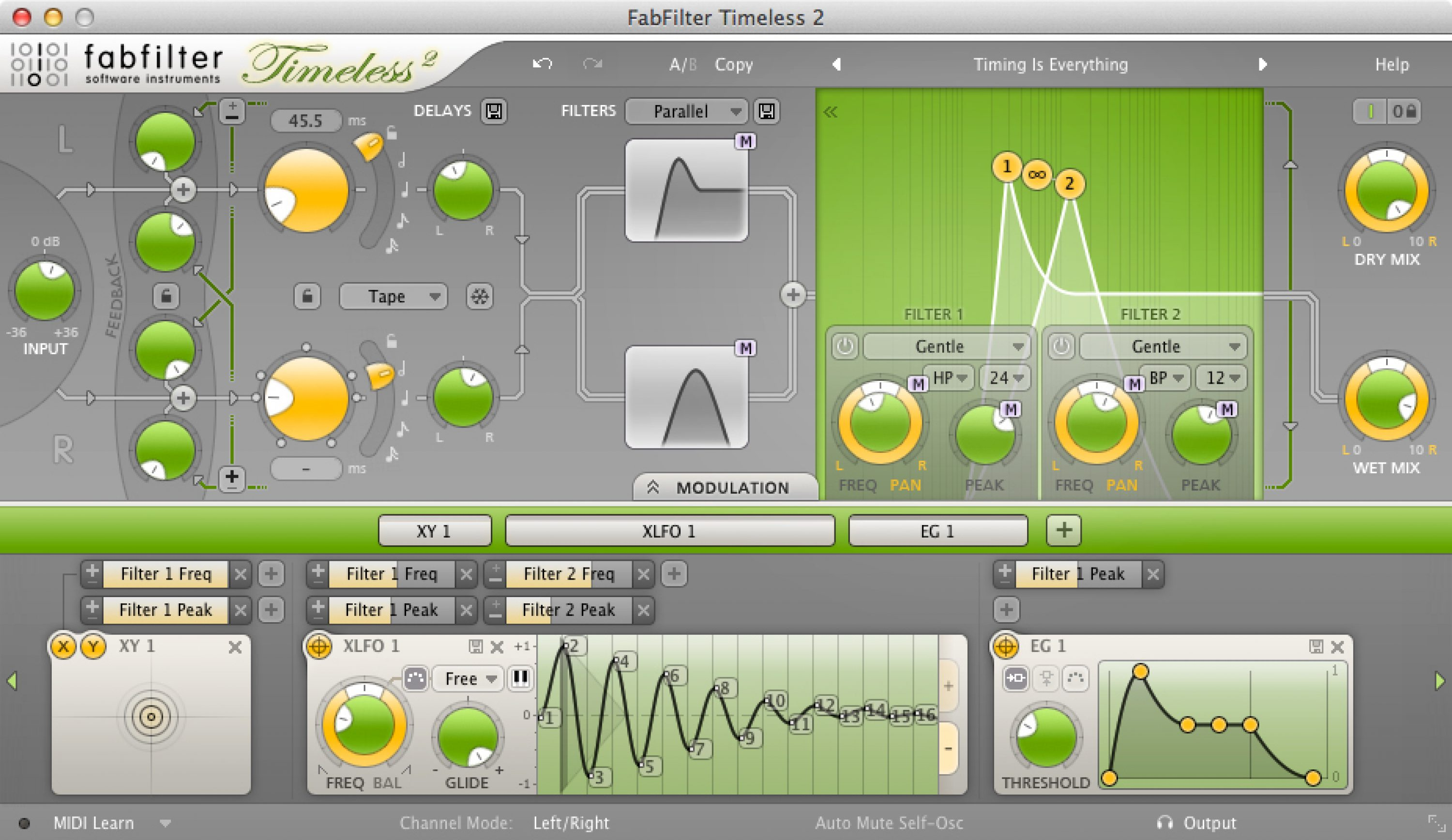 FabFilter Timeless 2 delay [Review] - All Things Gear