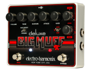 Electro-Harmonix reimagines the classic Big Muff Pi in the new Deluxe Big Muff Pi