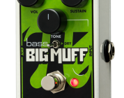 Nano Bass Big Muff announced