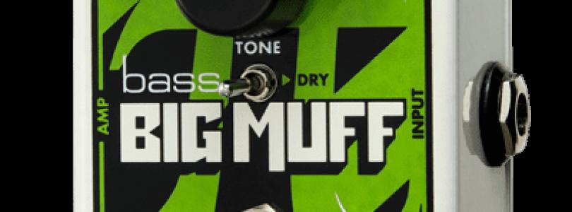 Nano Bass Big Muff announced