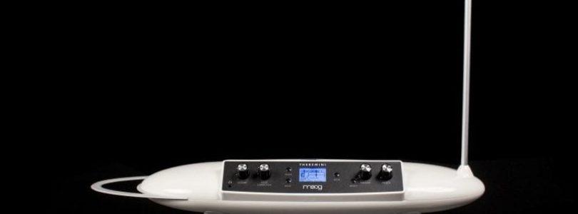 Moog releases the Theremini