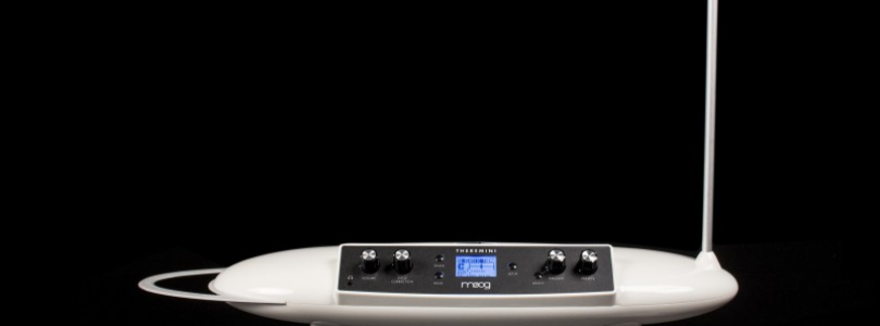 Moog releases the Theremini