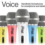 IK Multimedia ships iRig Voice