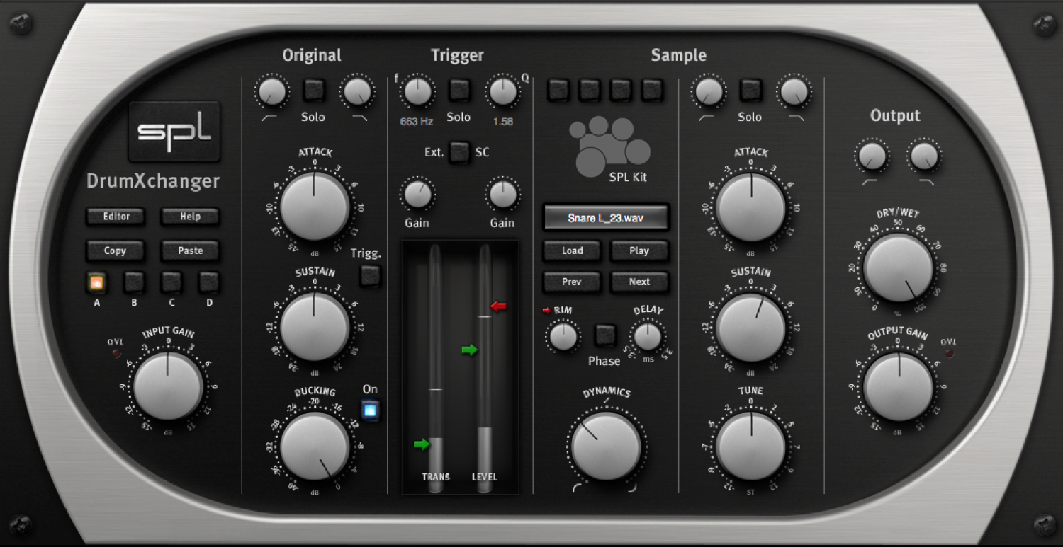 SPL DrumXchanger [Review]