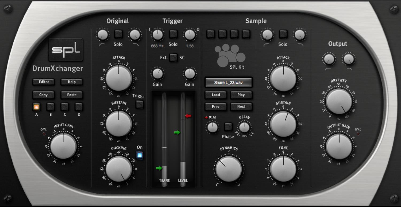 SPL DrumXchanger [Review]