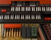 Arturia announces availability of VOX Continental-V organ emulation