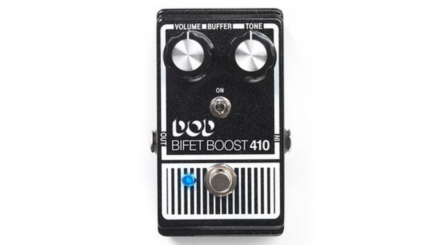 DOD announces Bifet Boost 410 reissue