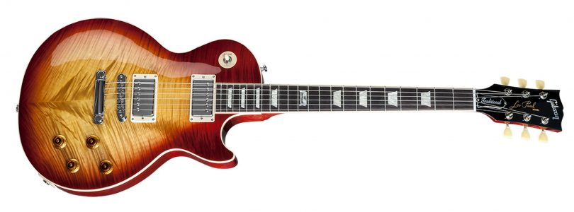 Gibson unveils range of 120th anniversary guitars