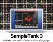 IK Multimedia announces SampleTank 3
