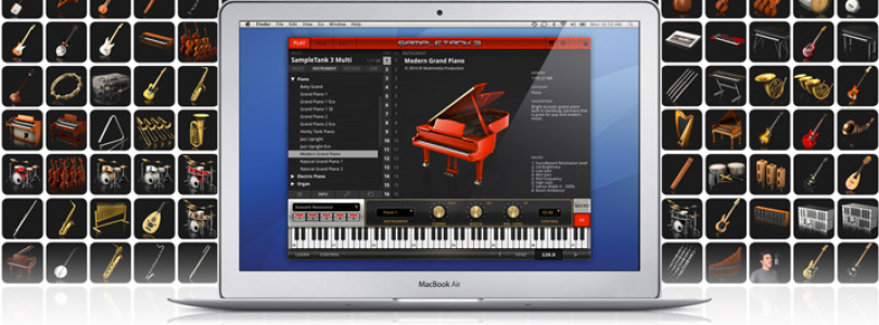 IK Multimedia's SampleTank 3 to ship on July 24th