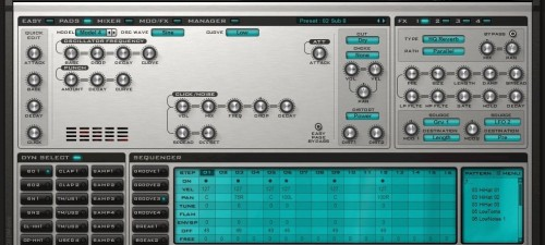 Rob Papen Punch Drum Machine [Review]