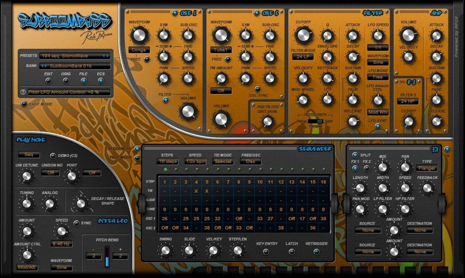 Rob Papen SubBoomBass [Review]