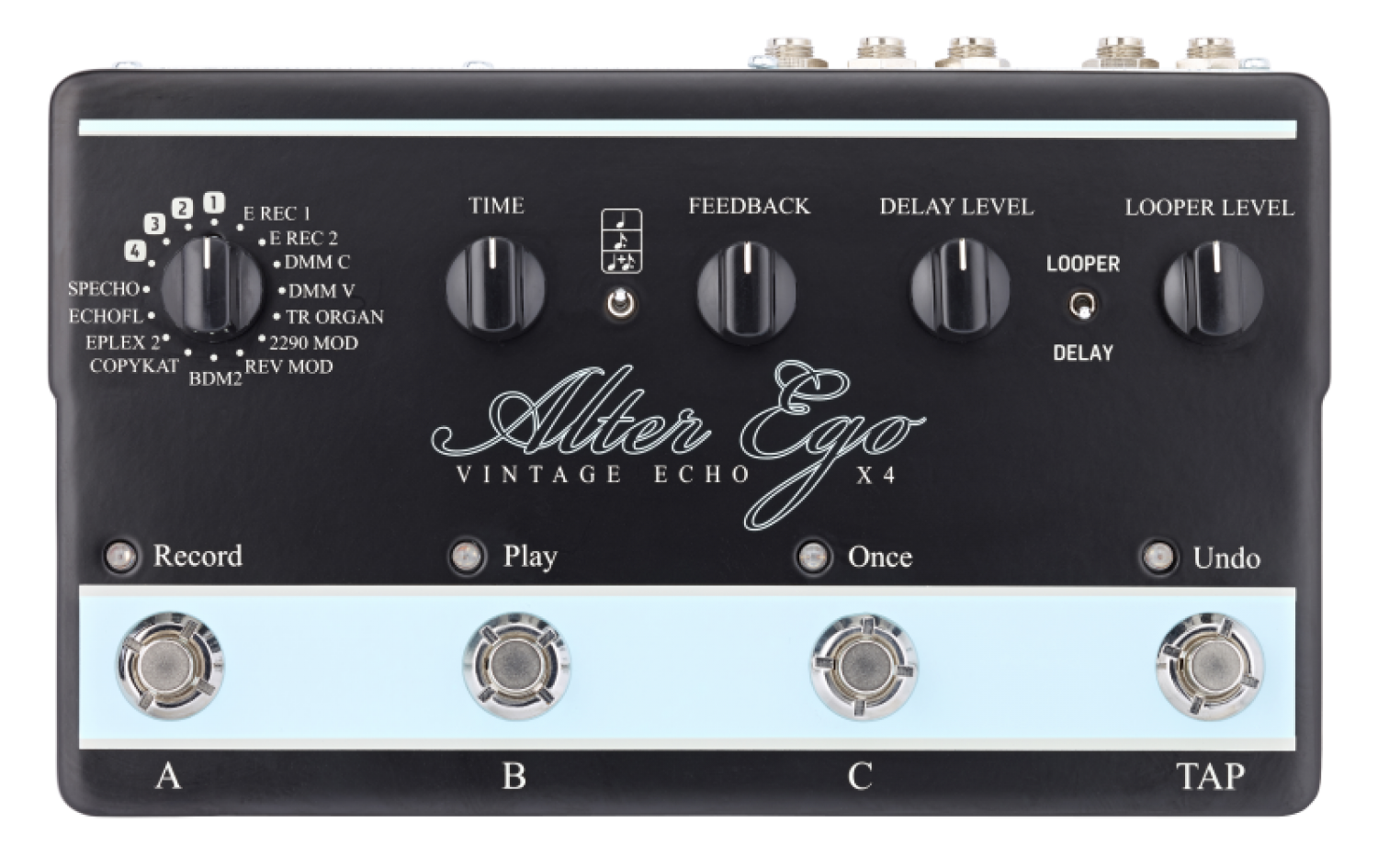 TC Electronic releases Alter Ego X4