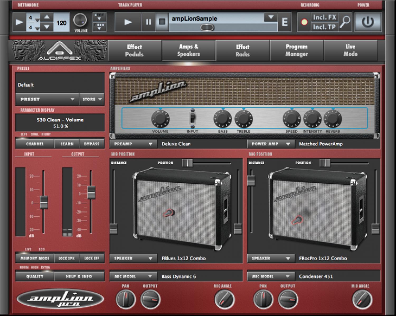 Audiffex AmpLion Pro 1.1 [Review]