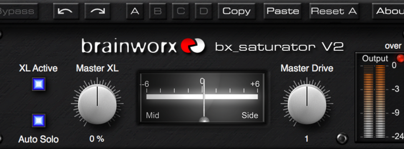 Brainworx BX_Saturator V2 [Review]