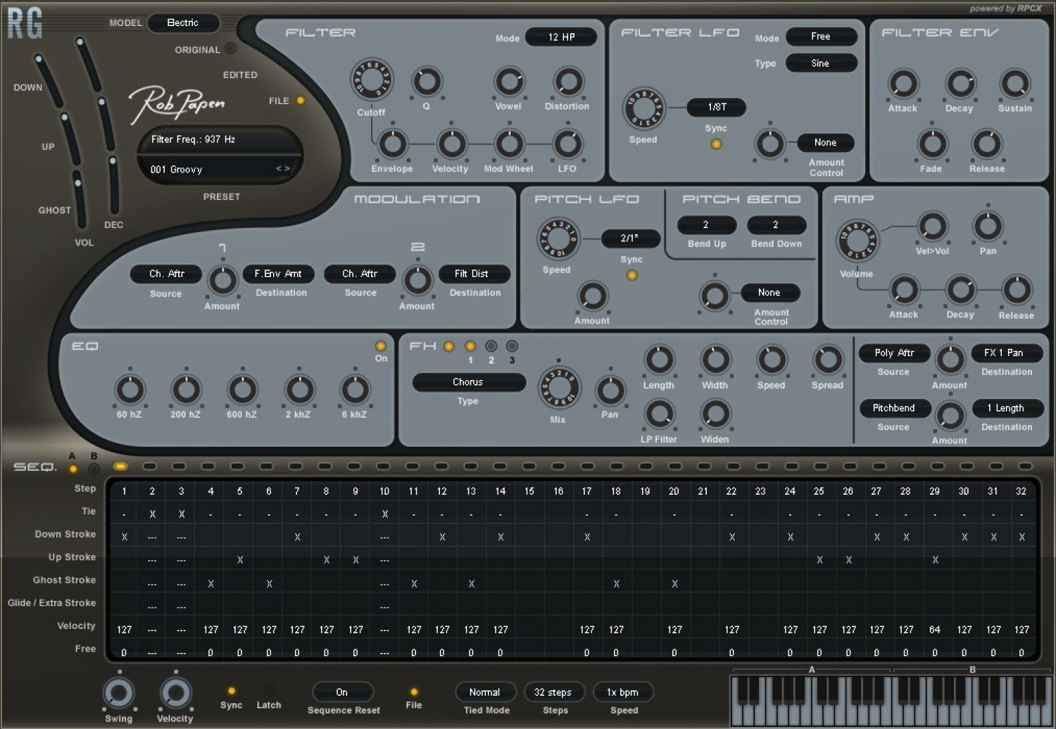 Rob Papen RG  [Review]