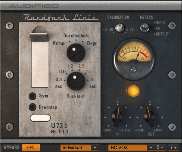 Audified u73b Compressor [Review]