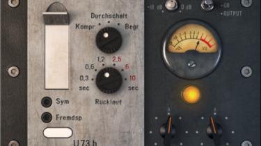 Audified u73b Compressor [Review]