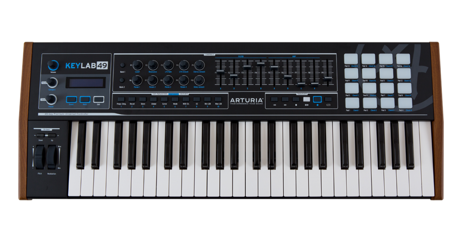 Arturia KeyLab 49 Black Edition Bundle [Review]