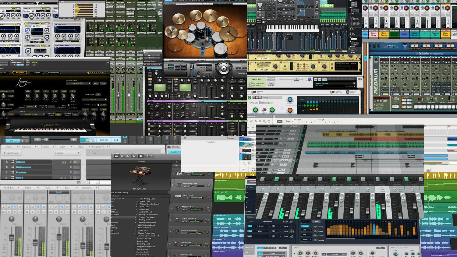 Looking for a new DAW? Here are the best DAWs money can buy