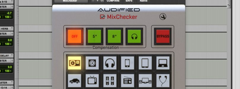 Audified MixChecker review