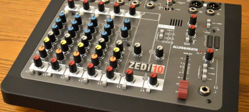 Allen & Heath ZEDi-10 Main