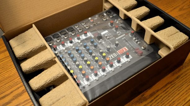 Allen & Heath ZEDi-10FX Box