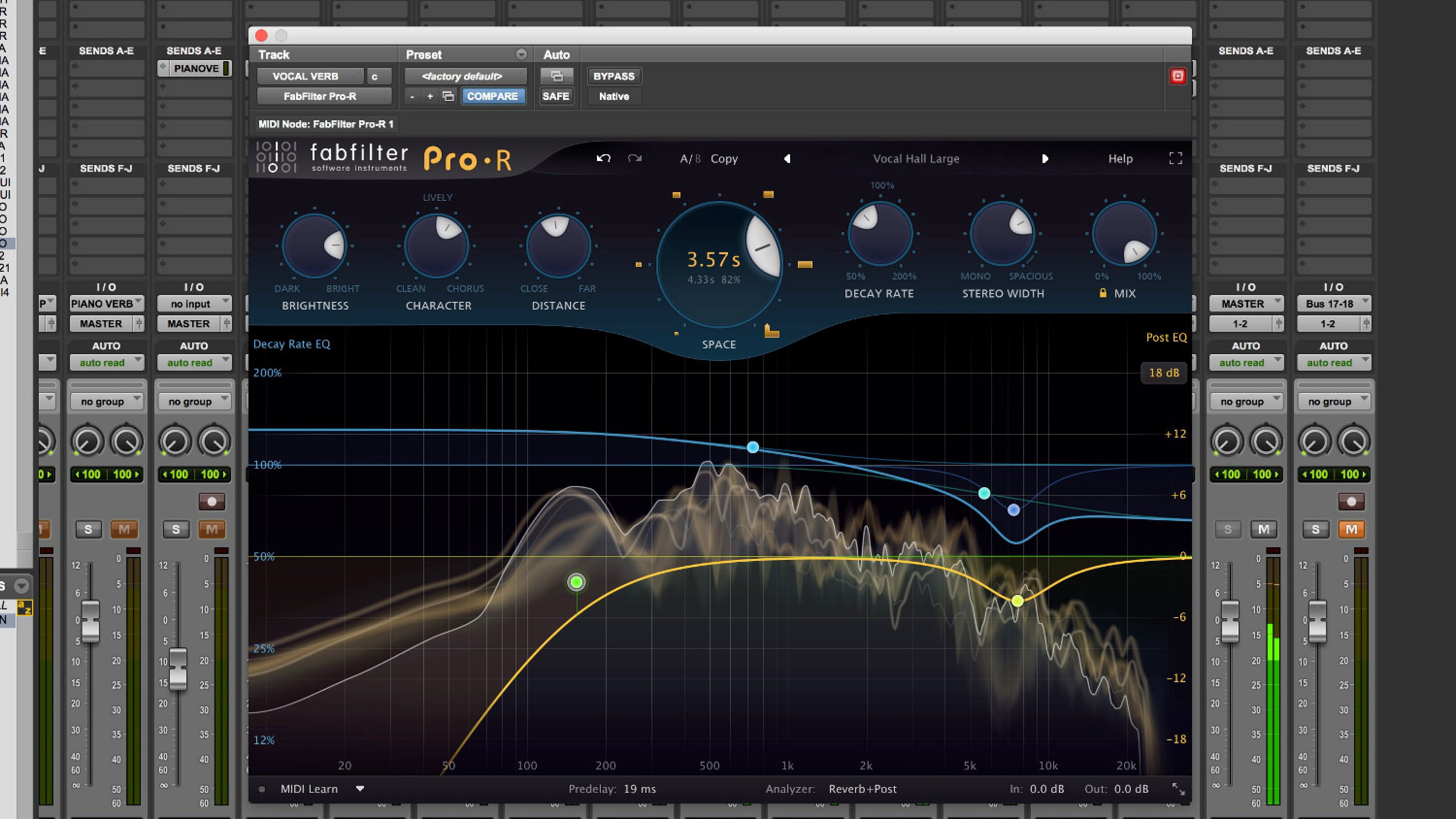 FabFilter Pro-R Reverb Plugin Review - All Things Gear