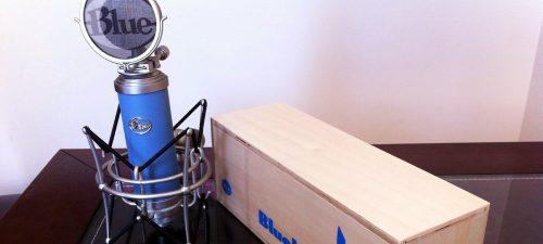 Blue Bluebird microphone review