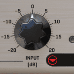 Audified TNT Voice Executor Input Knob