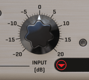 Audified TNT Voice Executor Input Knob