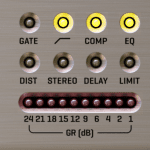 Audified TNT Voice Executor Effects Center