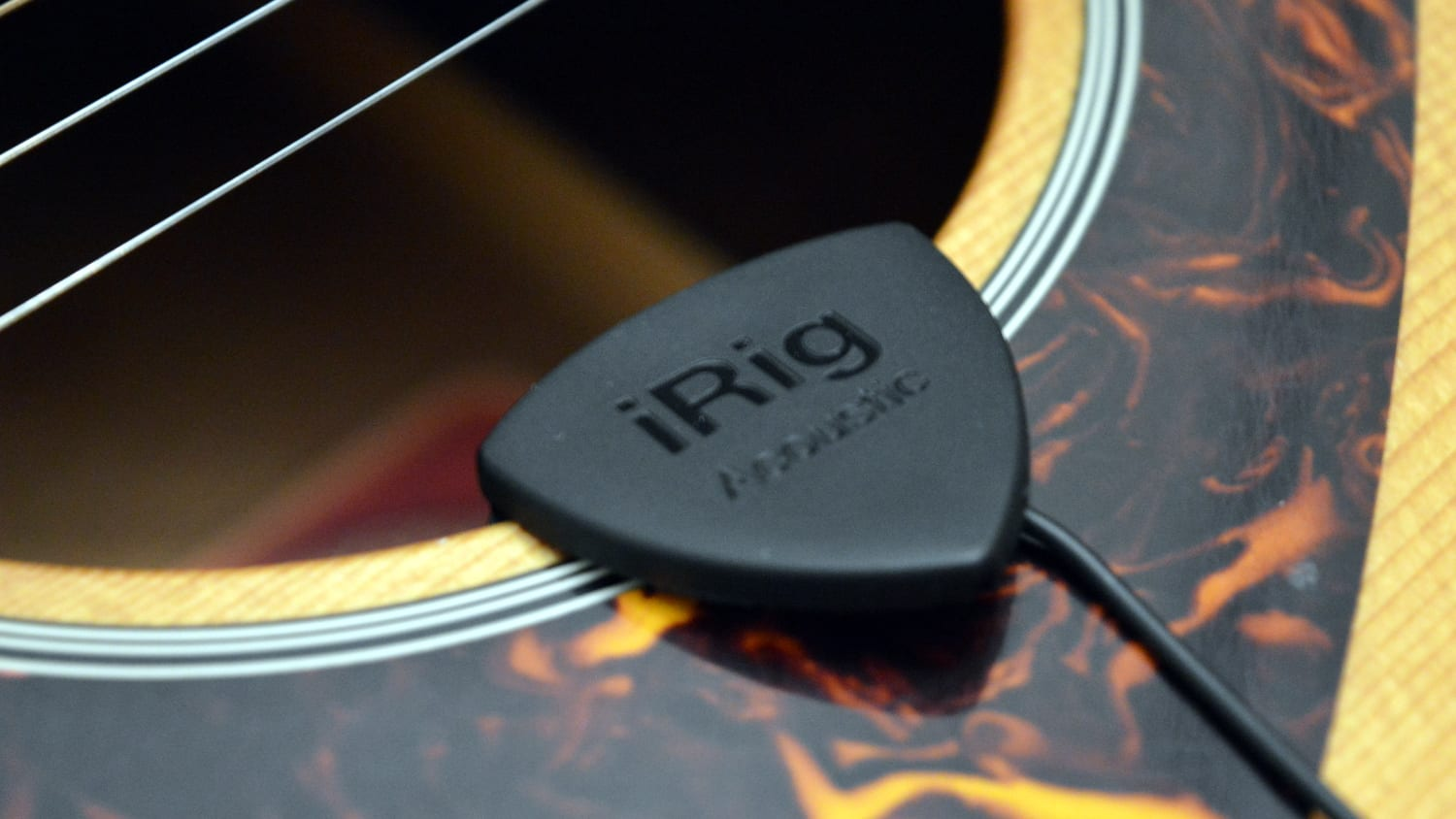 IK Multimedia iRig Acoustic Stage Main
