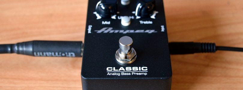 Ampeg Classic Main
