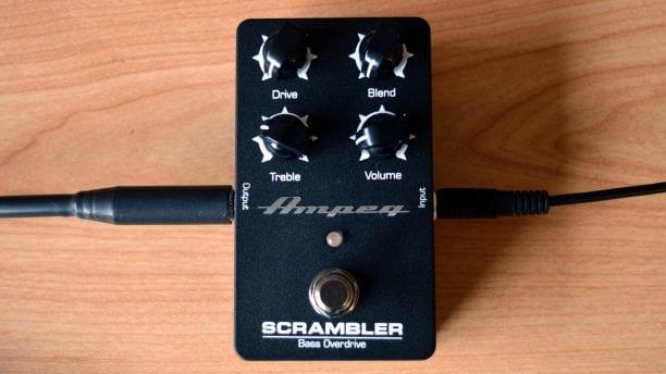 Ampeg Scrambler Design