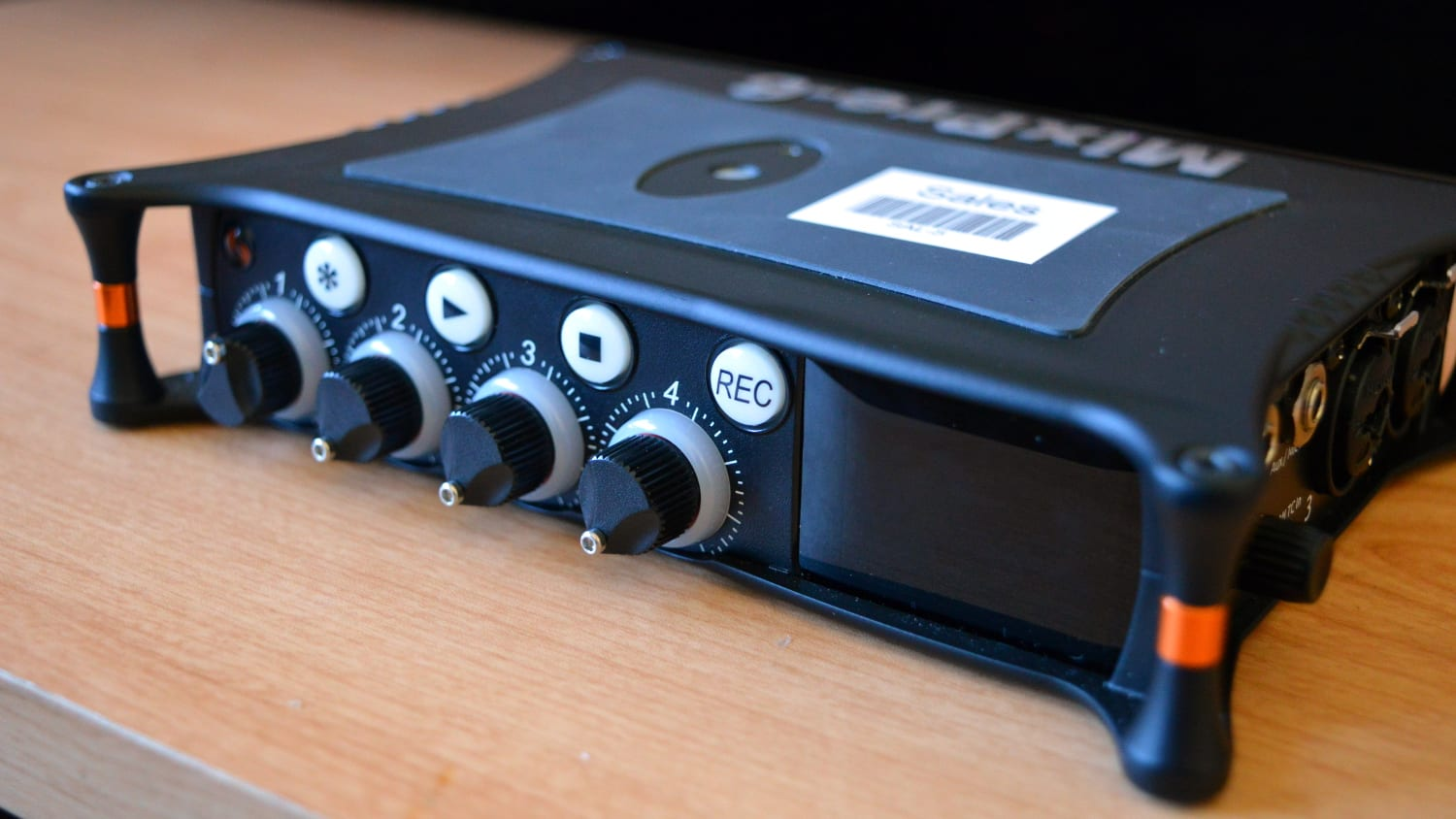 Sound Devices MixPre-6 Design