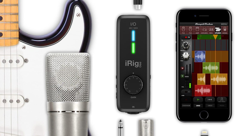 IK Multimedia iRig Pro I/O 2