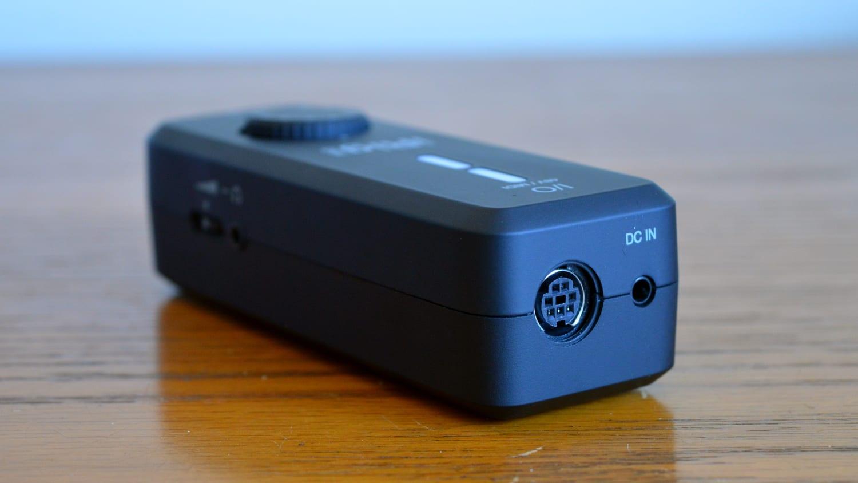 IK Multimedia iRig Pro I/O Output