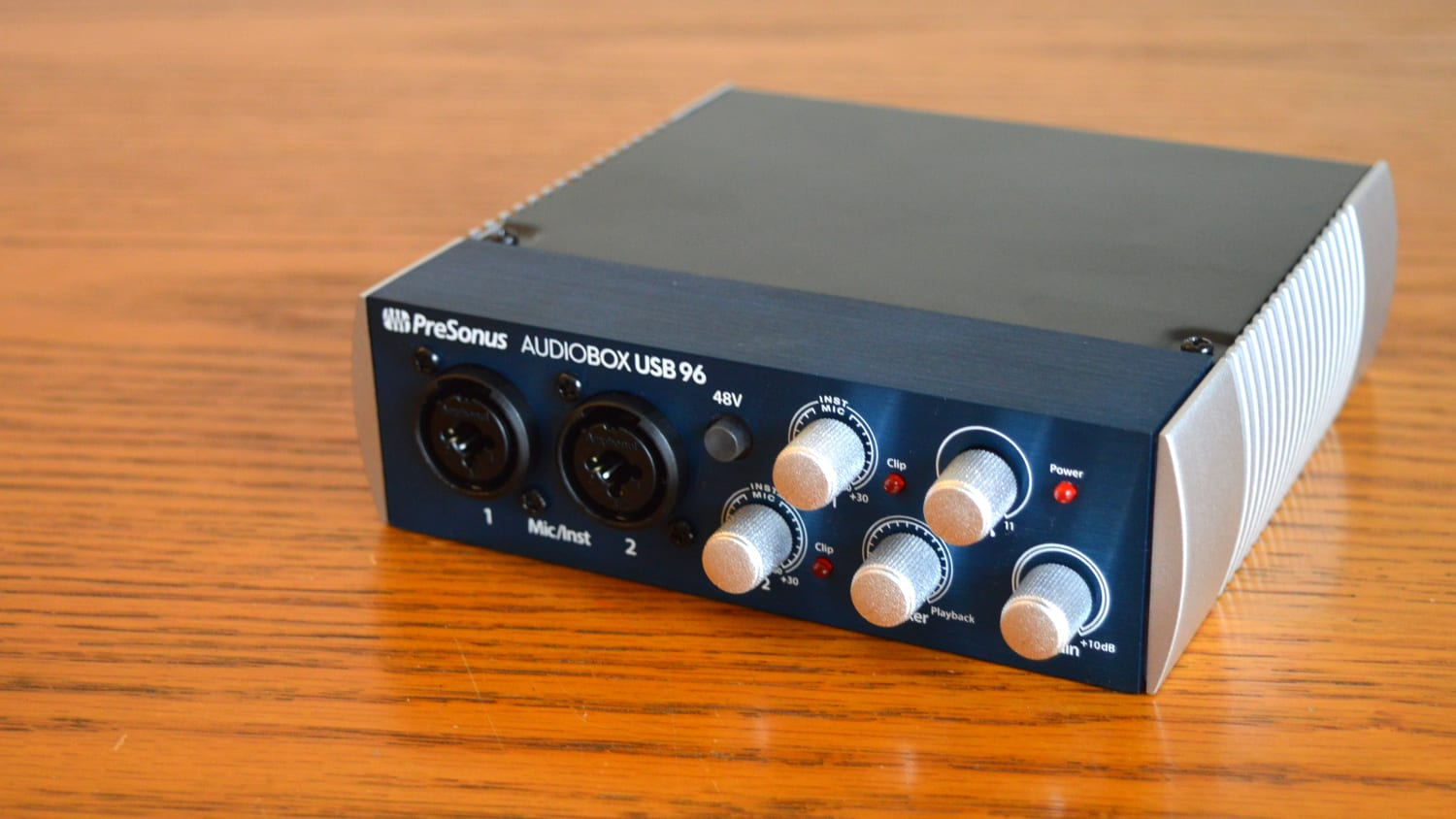 Presonus Audiobox Usb 96 Review All Things Gear