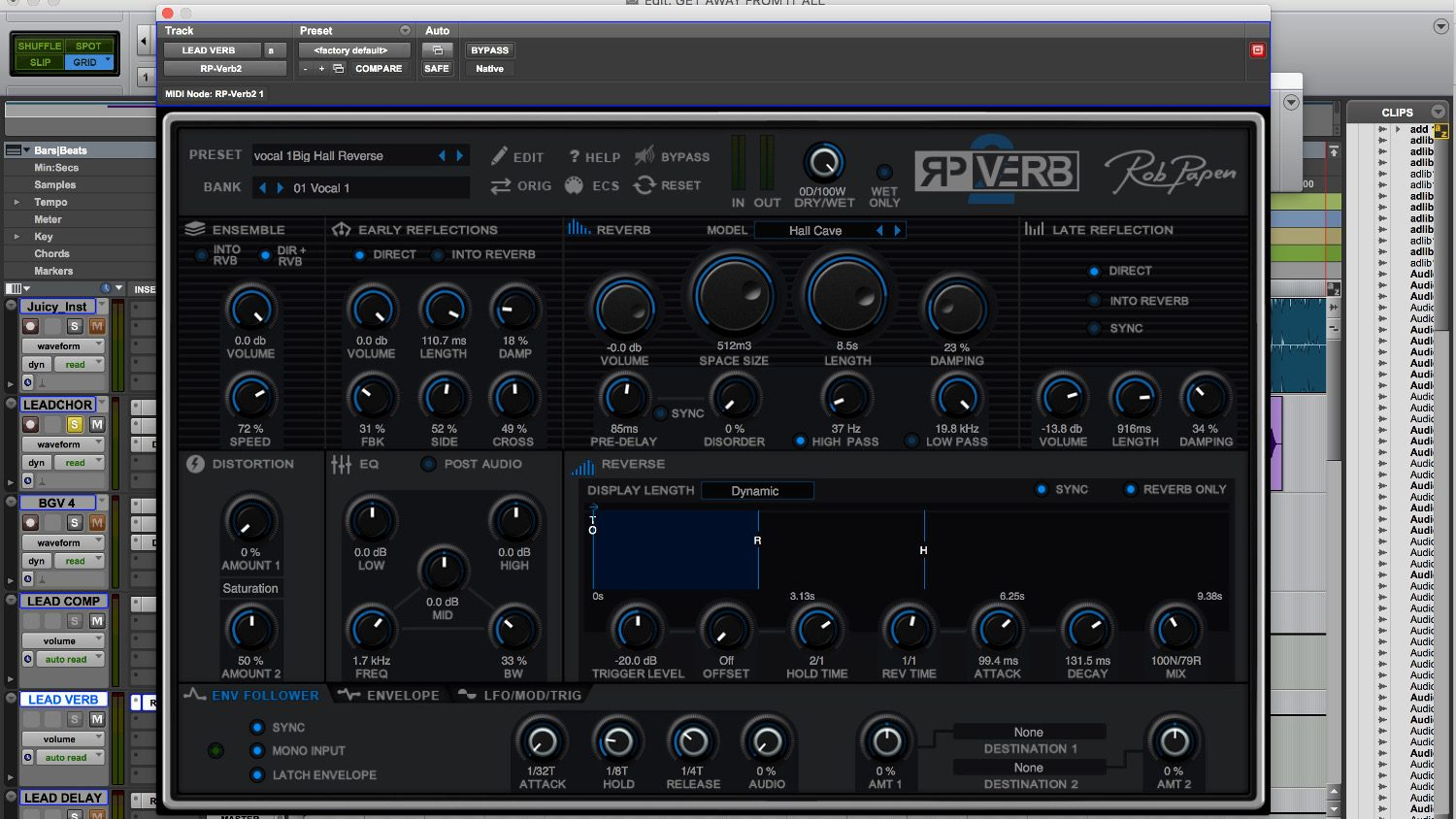 Rob Papen RP-Verb 2 Main